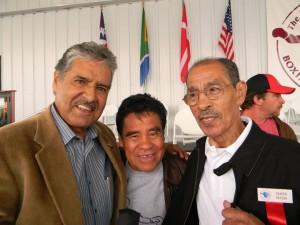 """Rendón, Olivares y """"El Indio"""" Ortega"""