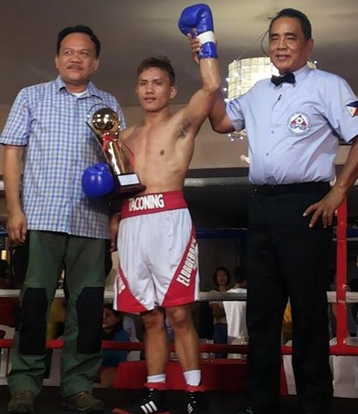 Jonathan Taconing wins vs Indo