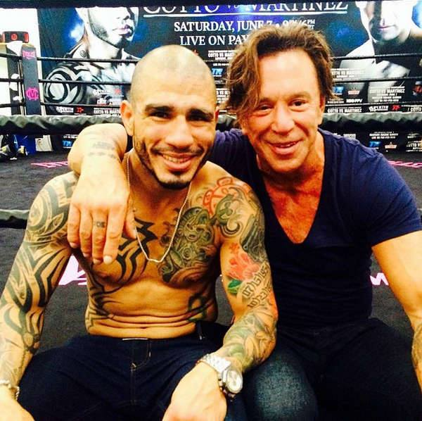 Miguel cotto 2014 images galleries for Cotto new tattoo