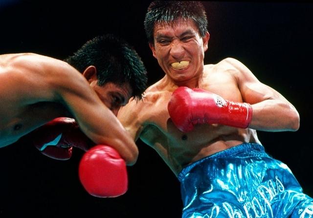 Resultado de imagen para boxeador Víctor Manuel Rabanales,