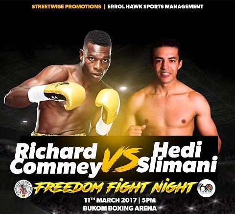 COMMEY SLIMANI