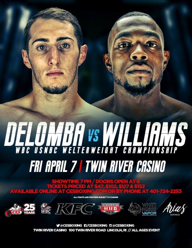 DELOMBA-WILLIAMS