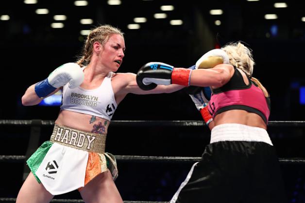 HARDY-FIGHT