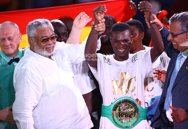 commey won