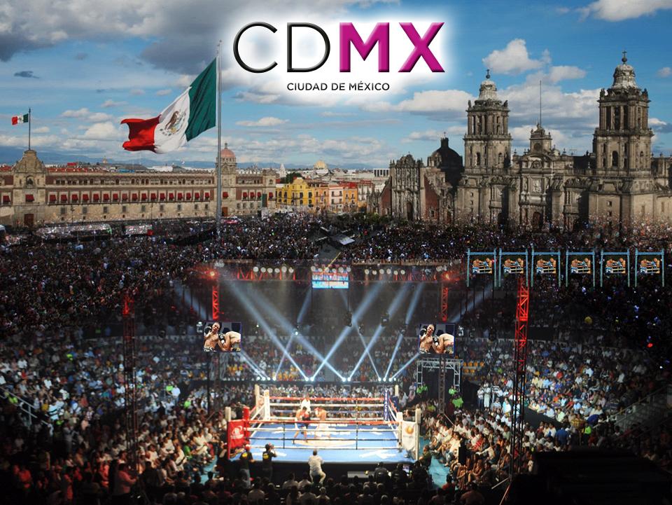 zocalo pelea ABRIL 2017
