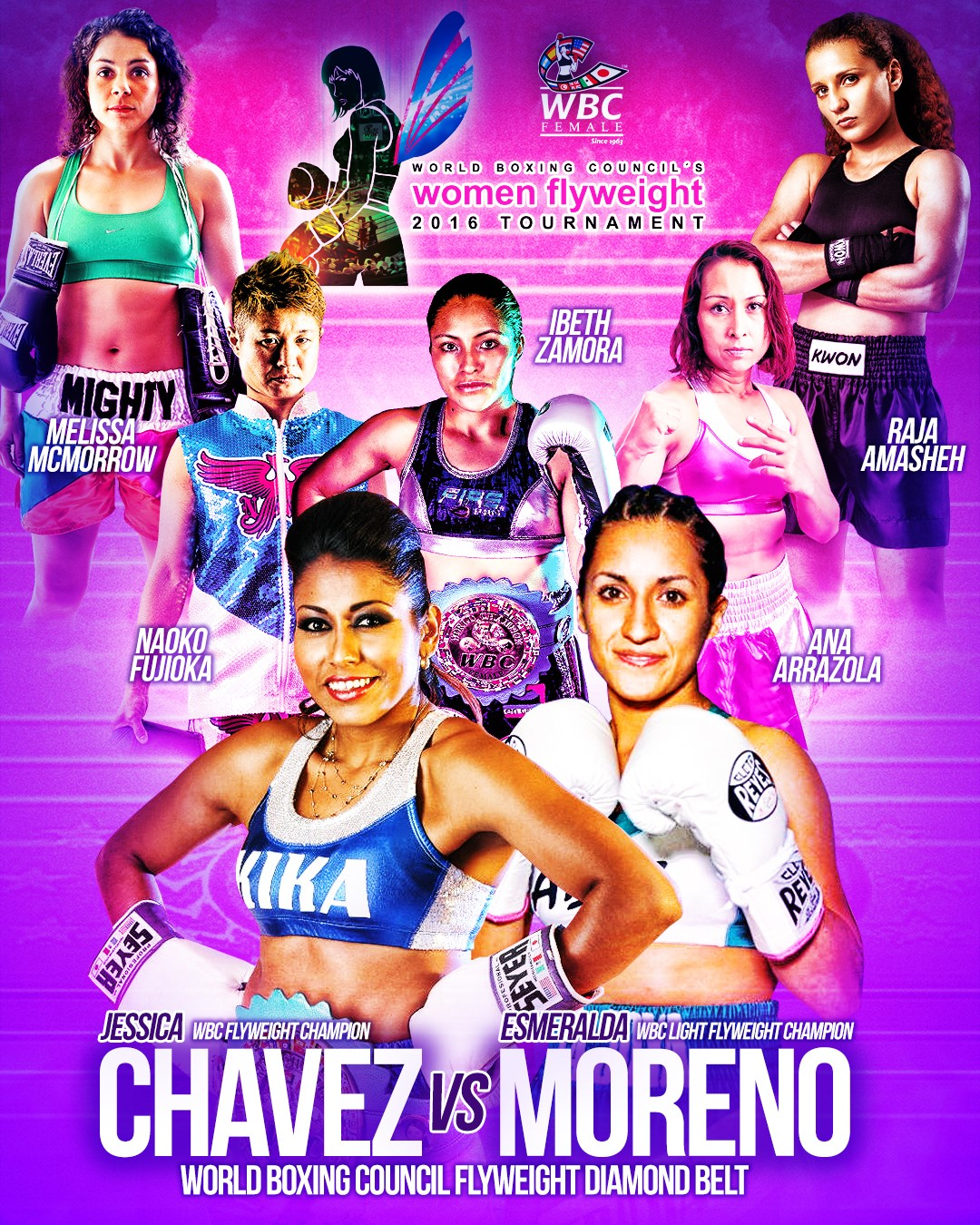 FINAL DIAMOND FEMALE-CHAVEZ VS MORENO