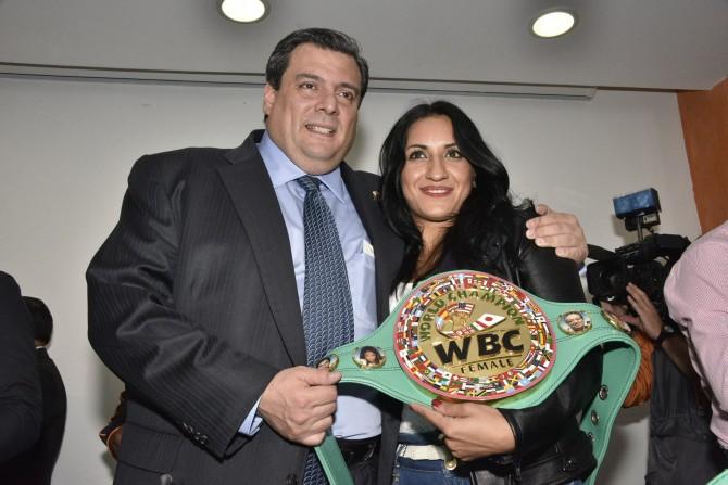 MAURICIO SULAIMÁN Y ESMERALDA MORENO