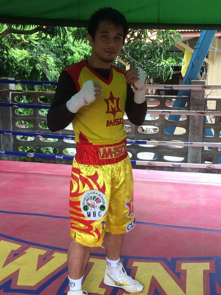 srisaket training