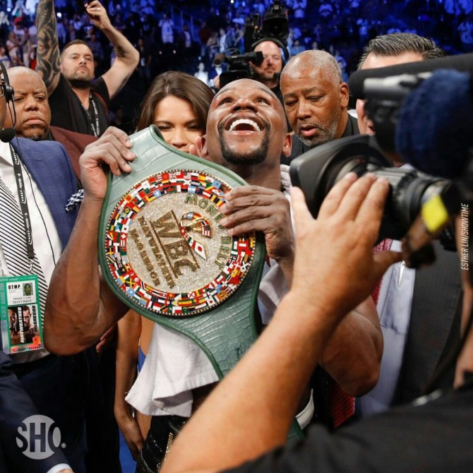 FLOYD WBC