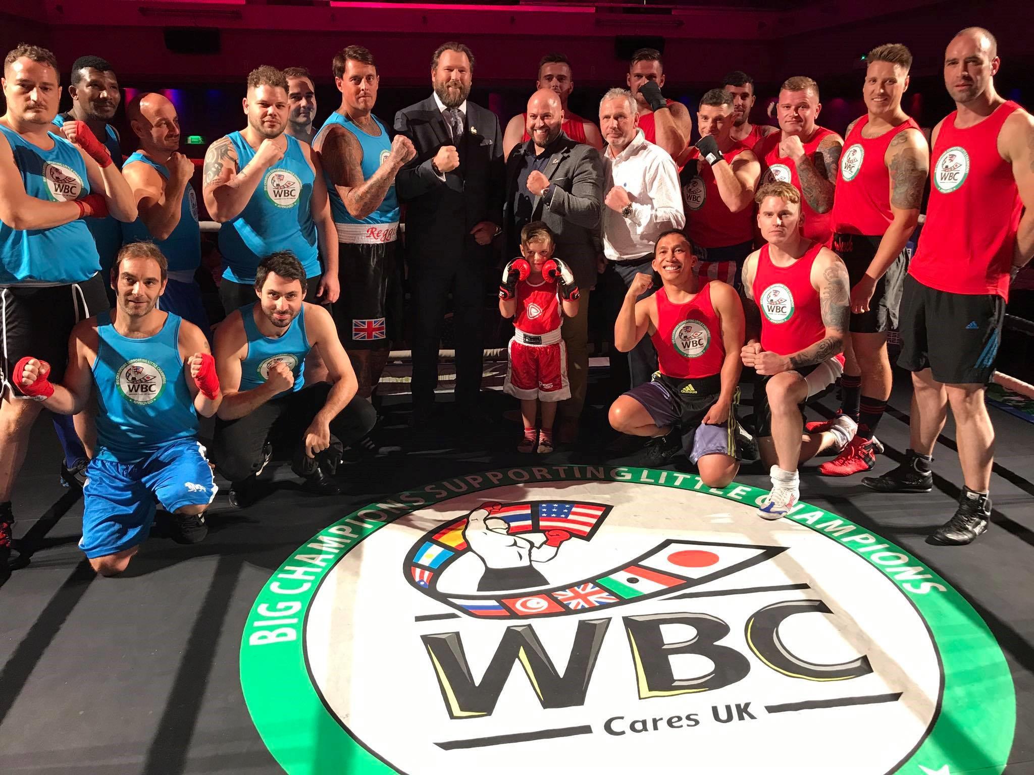 wbc cares boxing academy show 2017