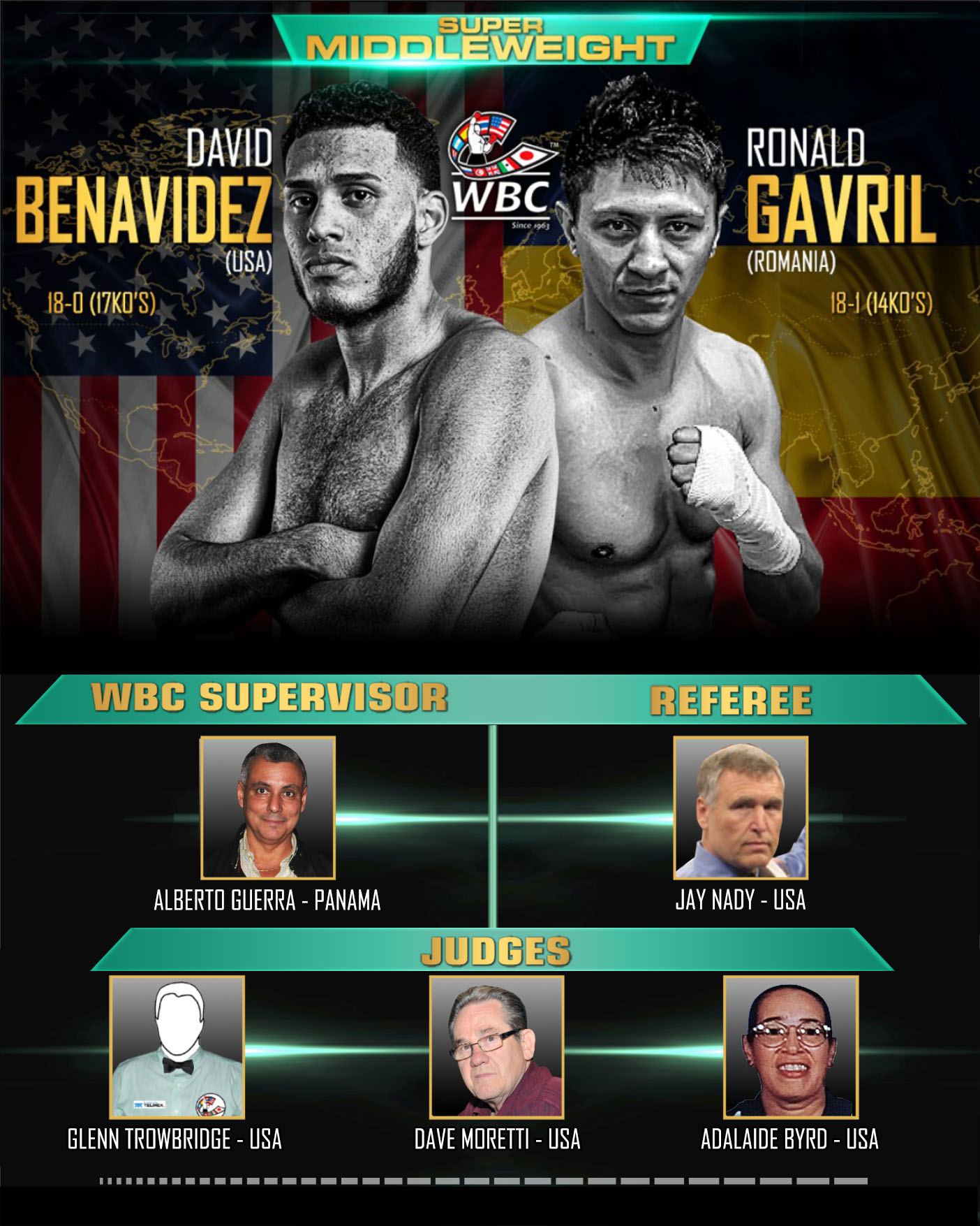 DAVID-BENAVIDEZ-VS-RONALD-GAVRIL-ring-officials