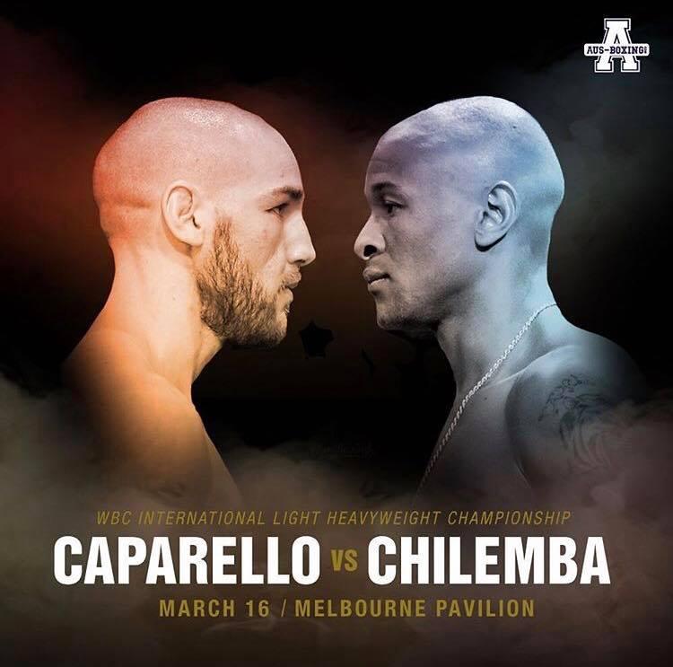 CAPARELO CHILEMBA