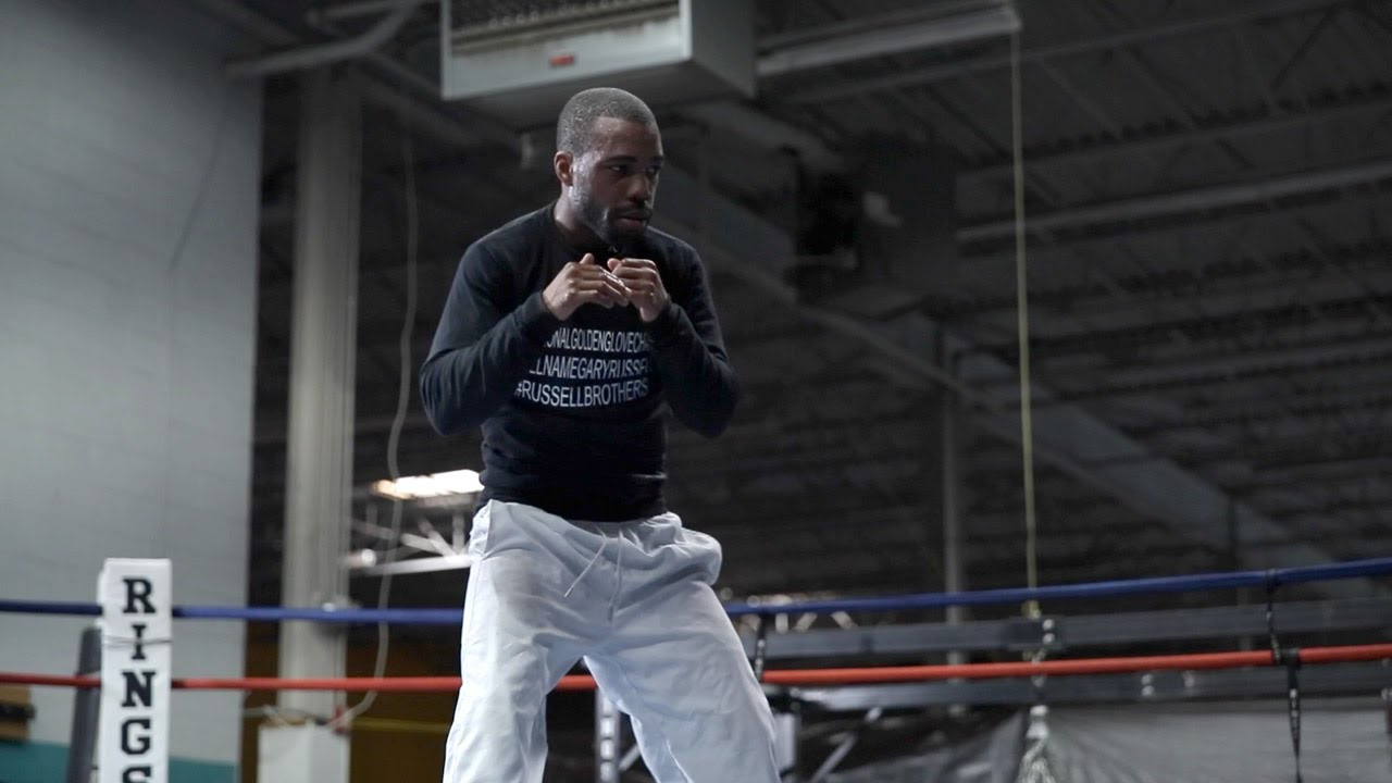 RUSSELL JR TRAINING