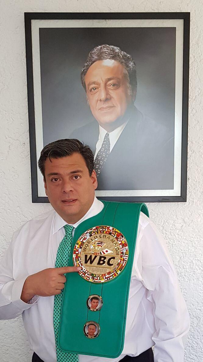 TRAINER WBC