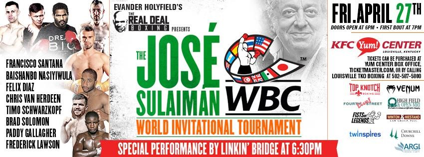 invitational jose sulaiman april2018
