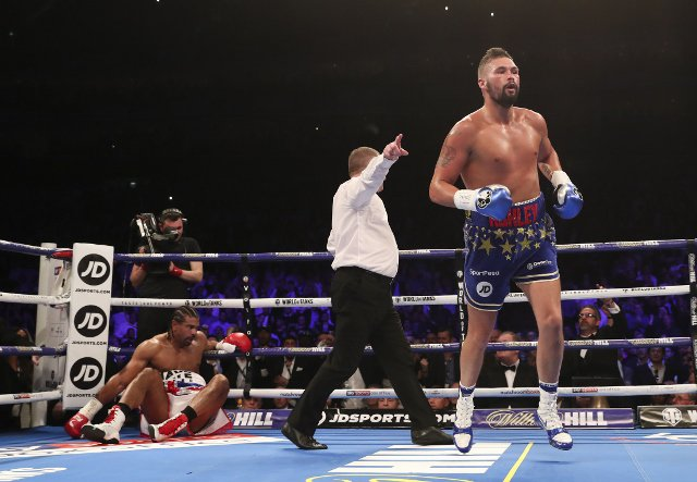 HAYE VS BELLEW 2