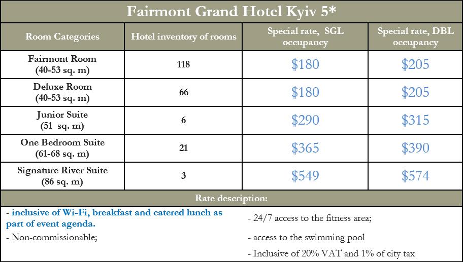 fairmont-kiev-tarifas