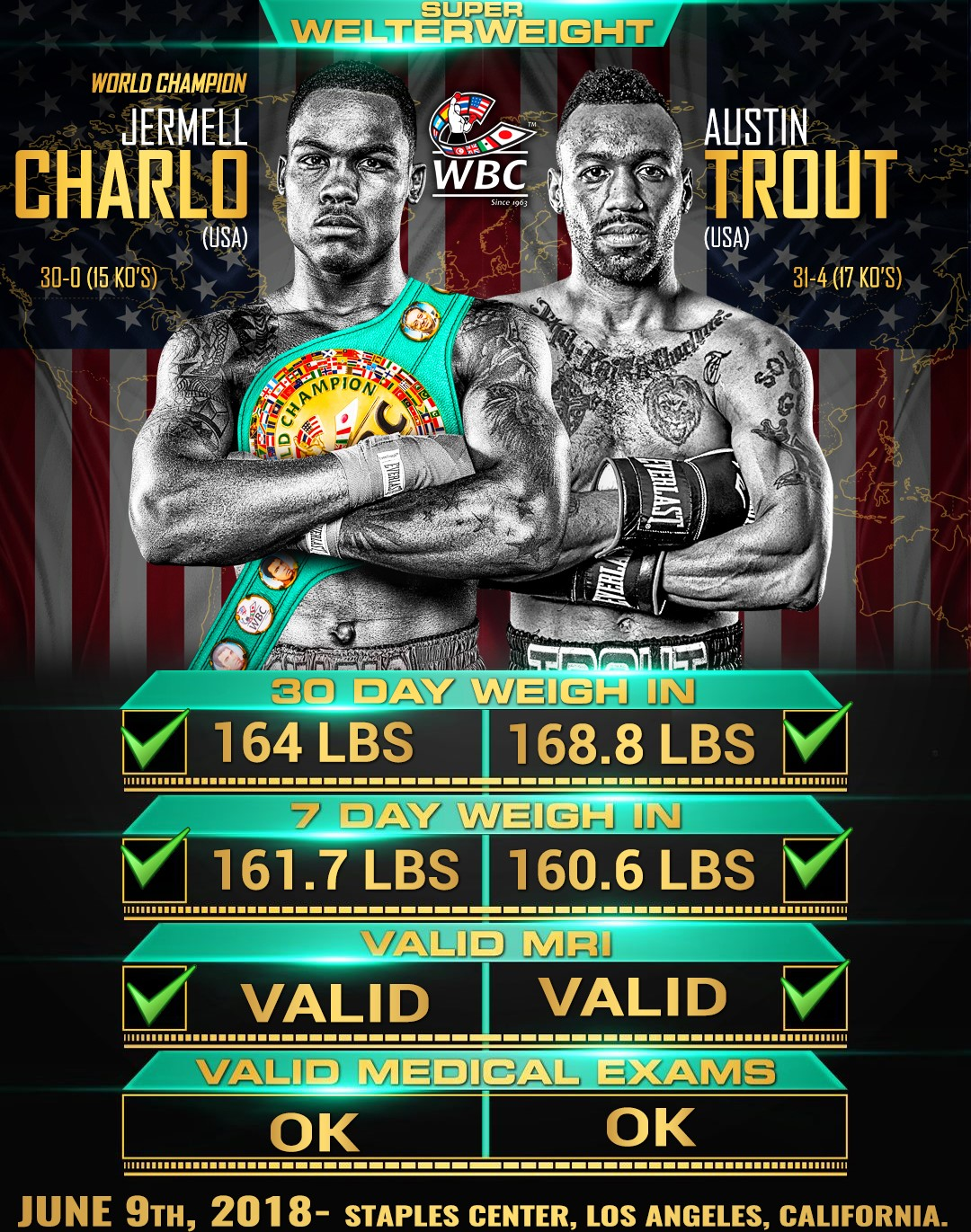 KT CHARLO TROUT