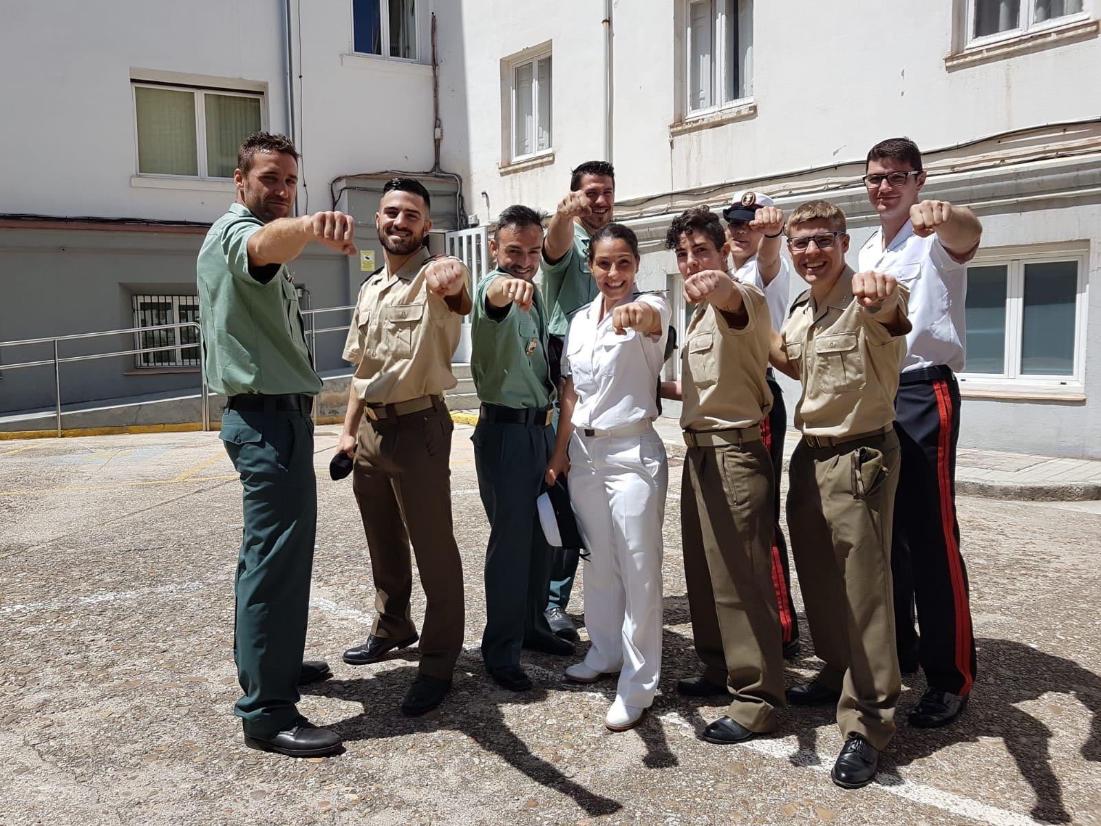 militares espana