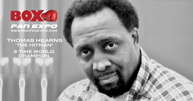 HEARNS BOXFANEXPO 2018