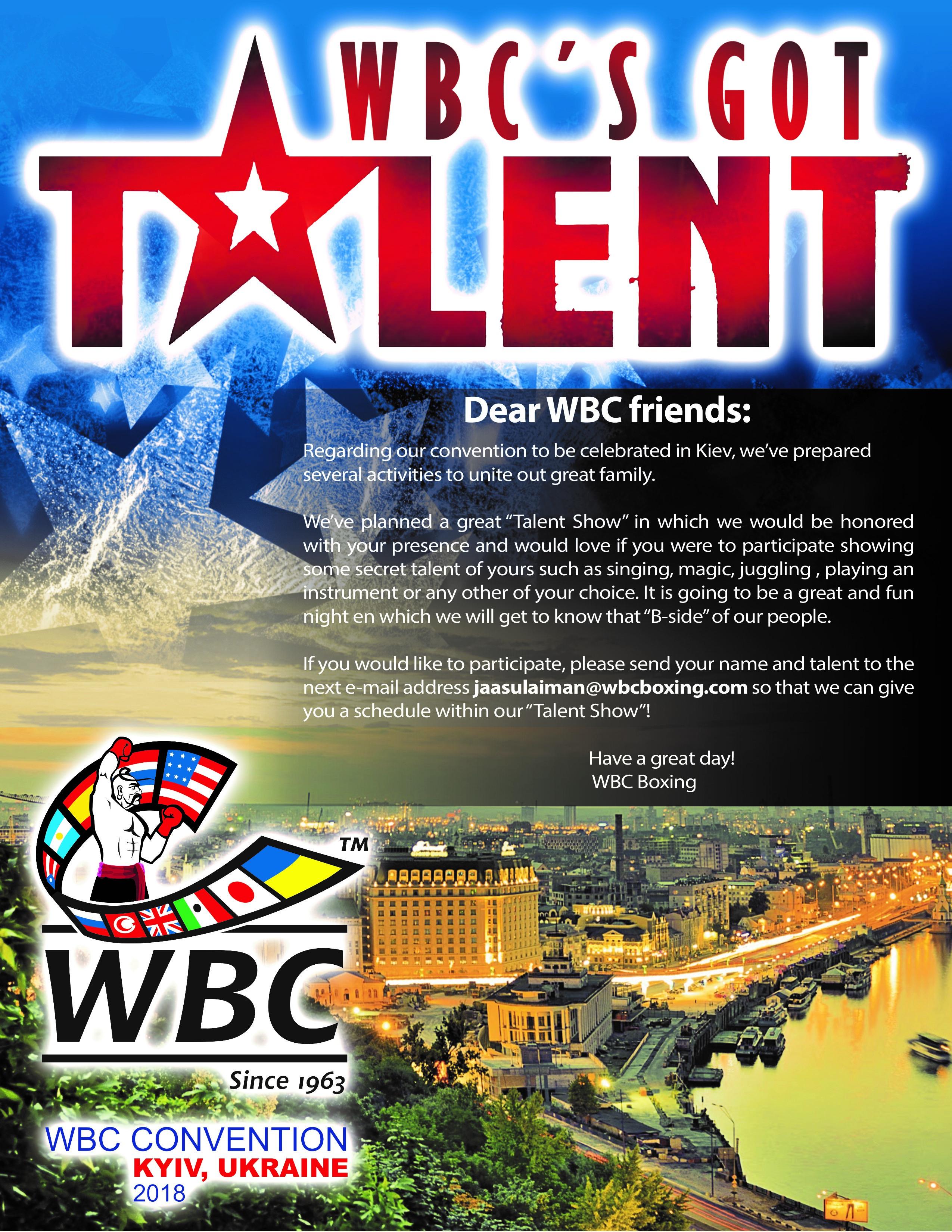 talent ingles