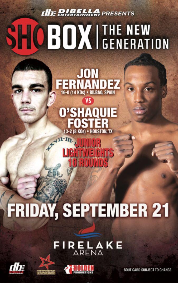 Jon-Fernandez-vs.-OShaquie-Foster-ShoBox-poster
