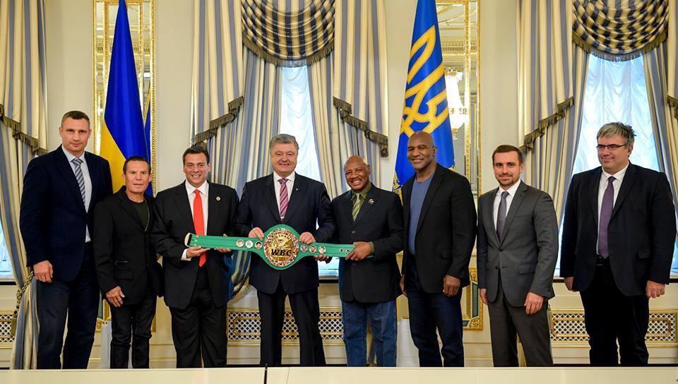 ukraine presidente