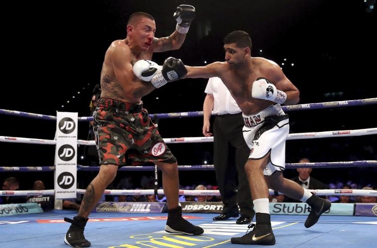 Britain Boxing