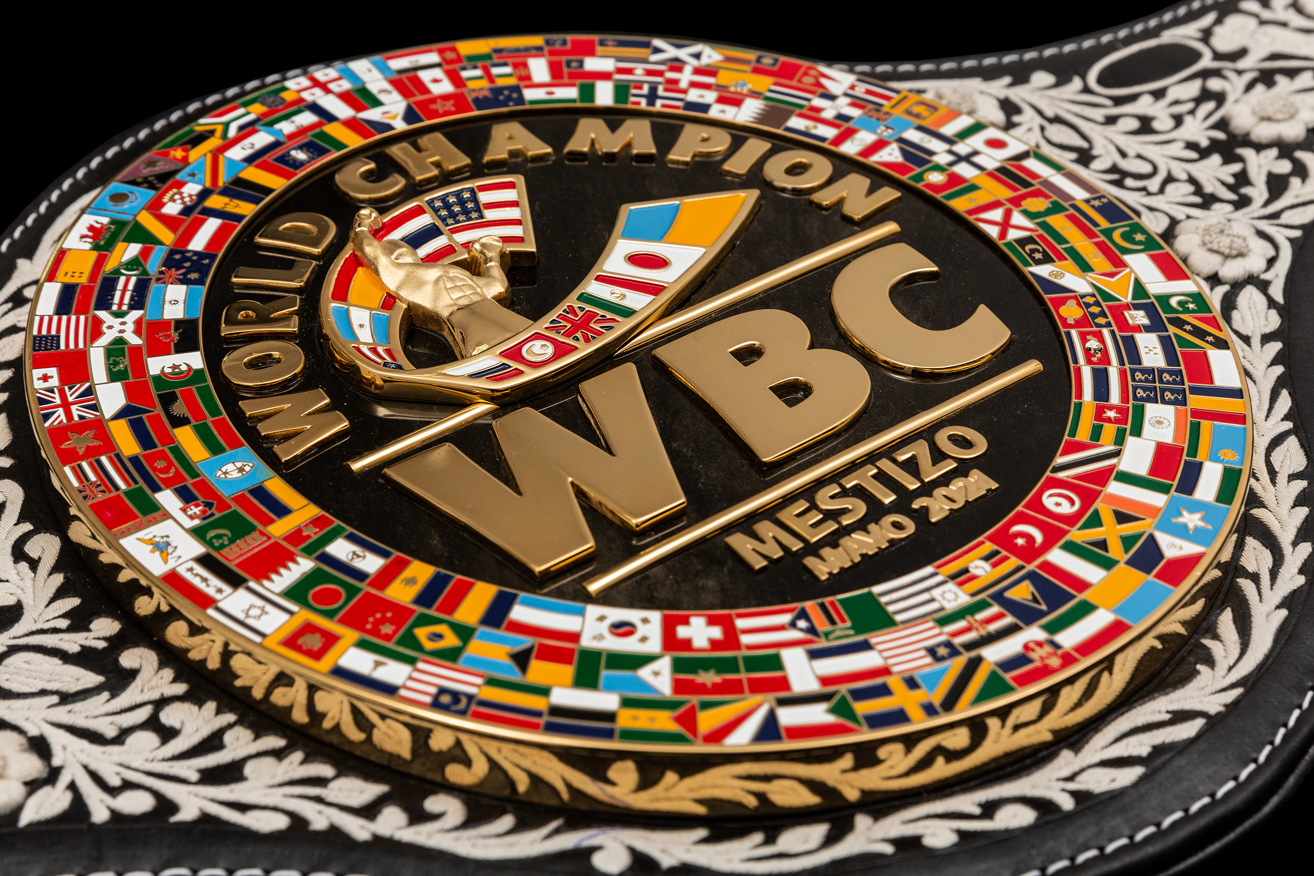 The WBC Mestizo Belt | Boxen247.com