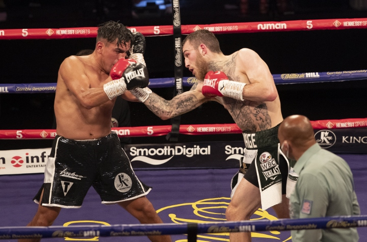 "Sam Eggington Defeats Carlos ""King"" Molina in Coventry, England | Boxen247.com"