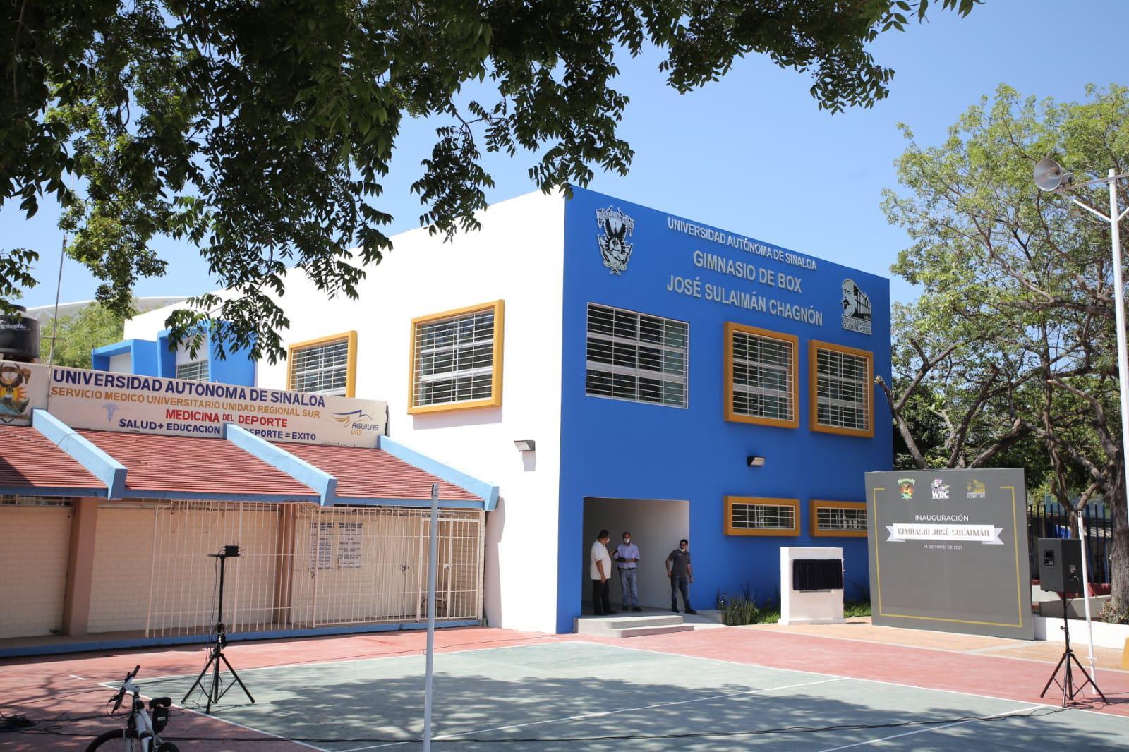 The José Sulaimán Boxing Gym Opens In Sinaloa, Mexico | Boxen247.com