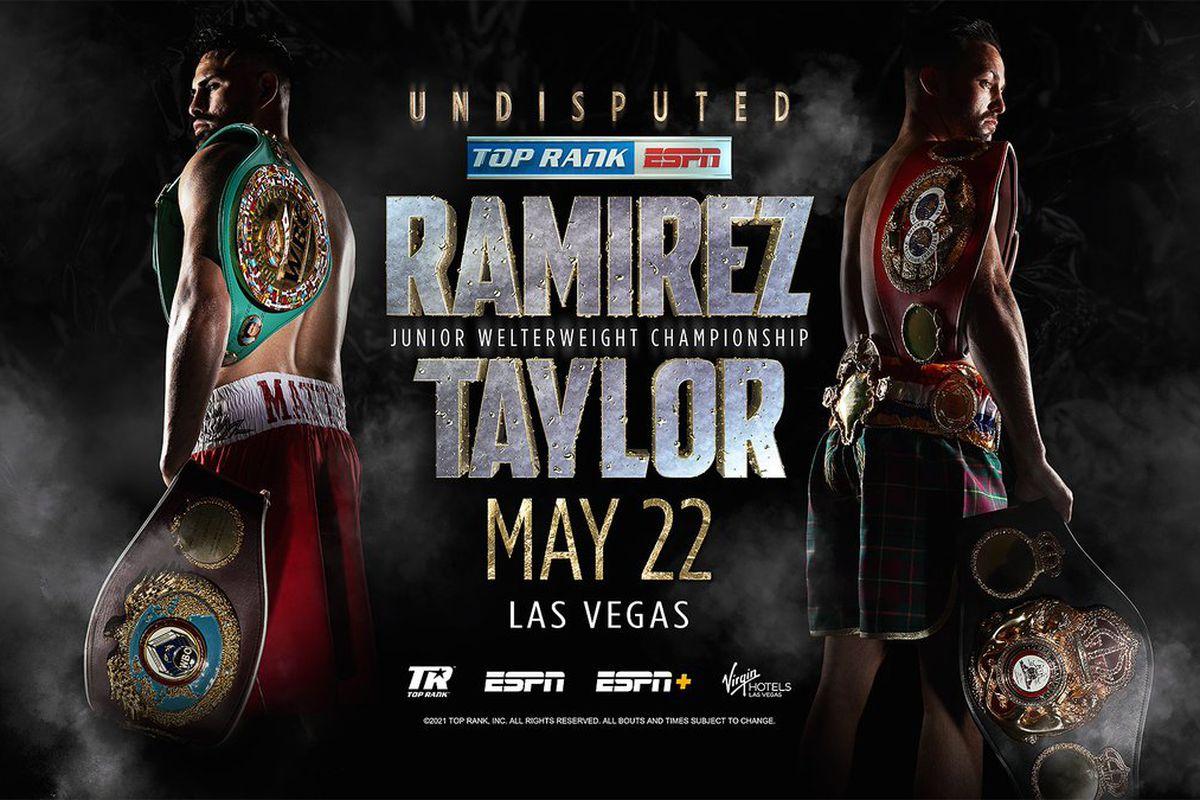 Attractive Undercard For Ramírez vs. Taylor Clash May 22 | Boxen247.com