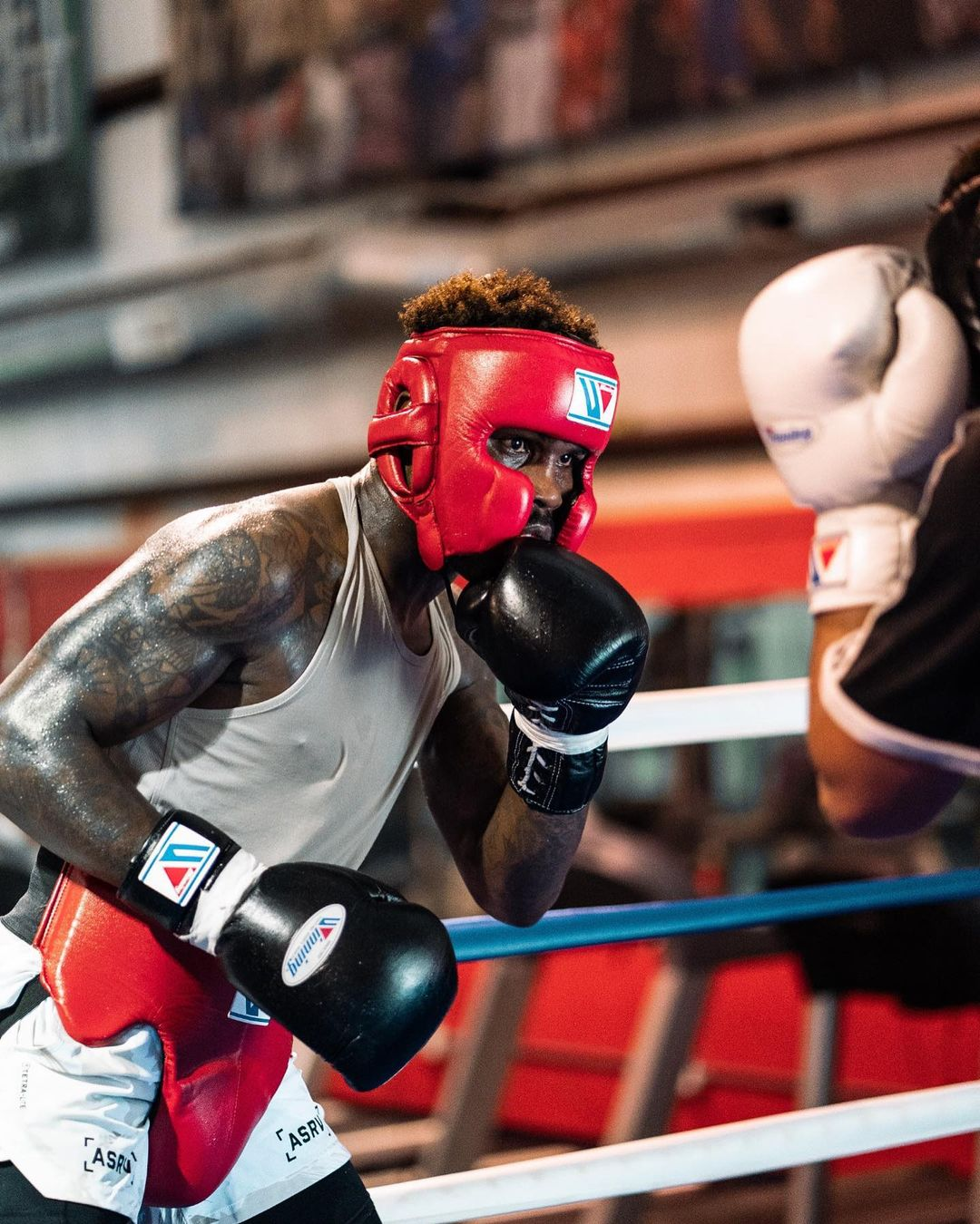 Jermell Charlo trains to face Brian Castaño ahead of July 17 | Boxen247.com