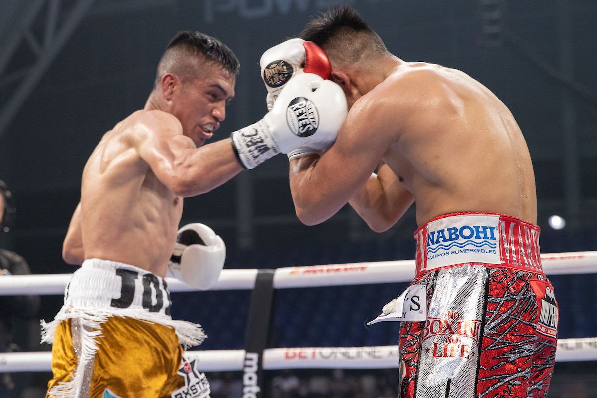 Julio César Martínez defeats Joel Córdova in Guadalajara, Mexico | Boxen247.com (Kristian von Sponneck)