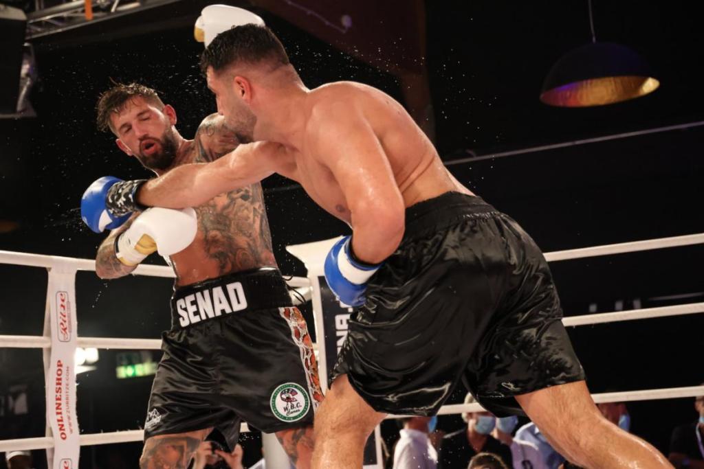 Muhamed vs. Gashi & Phannarai vs. Hanson results from Germany | Boxen247.com