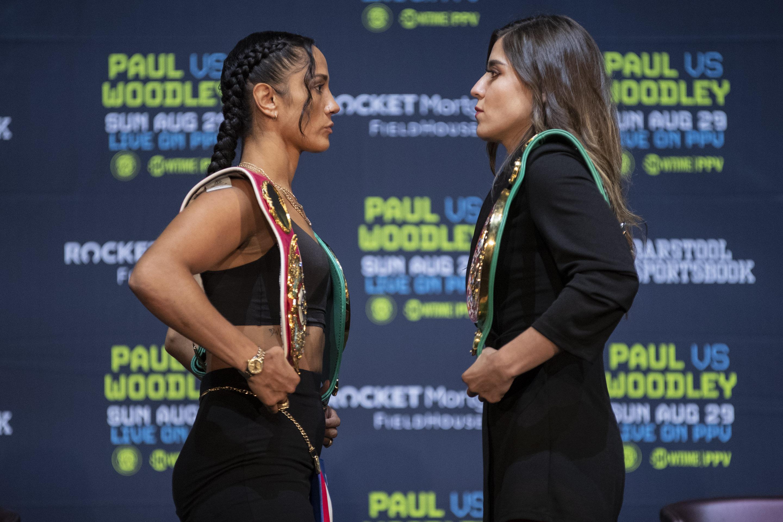 Amanda Serrano faces Yamileth Mercado in Cleveland, Ohio August 29 | Boxen247.com (Kristian von Sponneck)