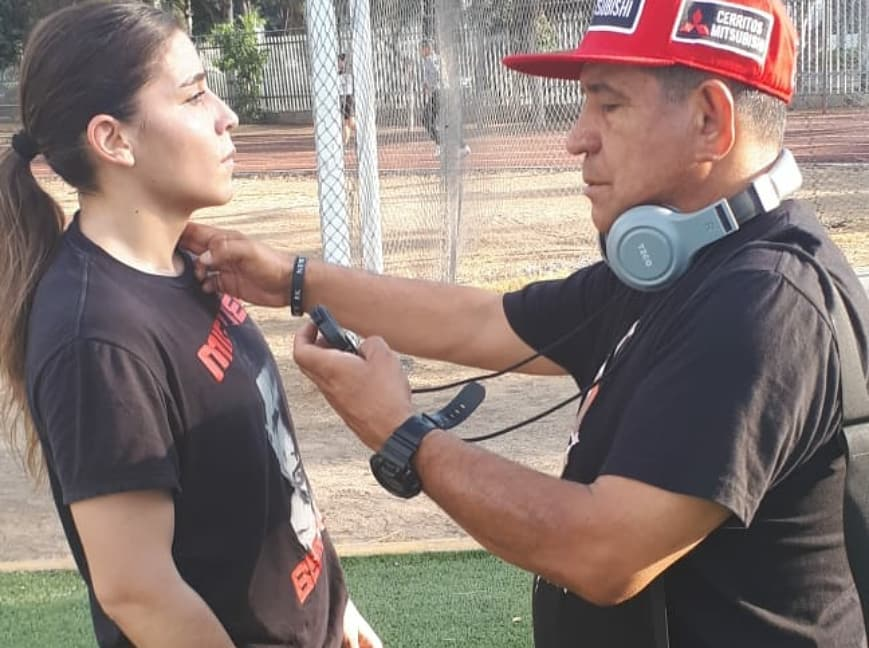 Yamileth Mercado jumps 2 divisions against Amanda Serrano August 29   Boxen247.com (Kristian von Sponneck)