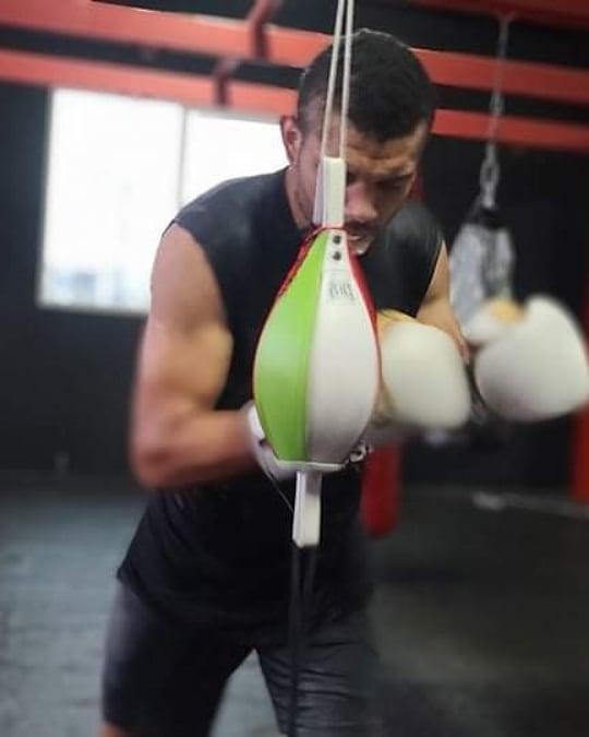 Uzcategui confident of winning WBC eliminator against Benavidez   Boxen247.com (Kristian von Sponneck)