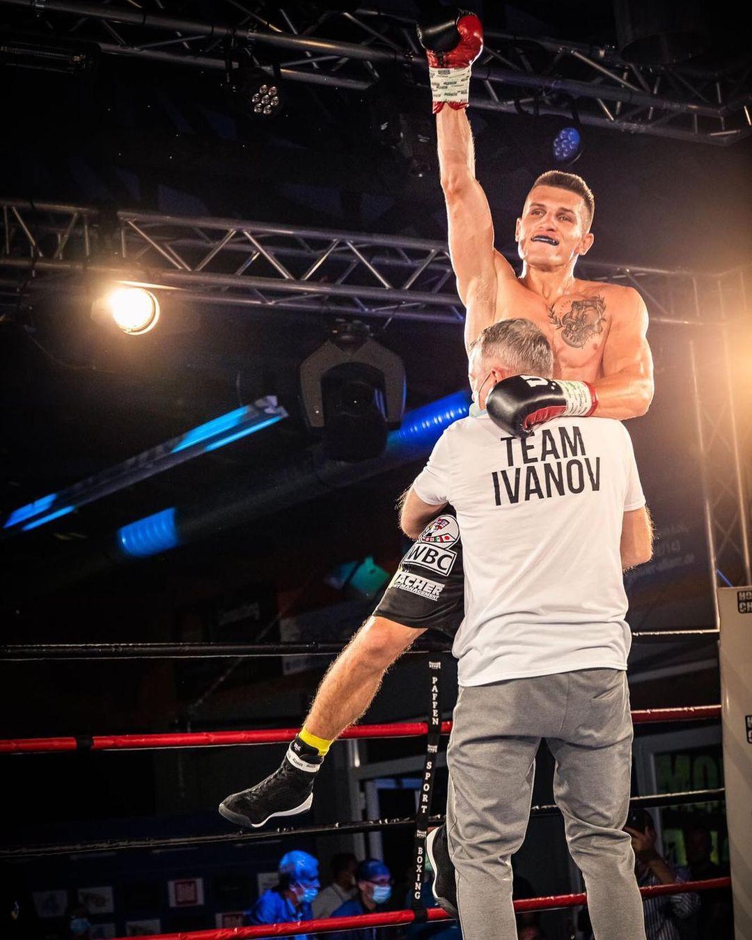 Andrii Velikovskyi & José de Jesus Macias fight to a draw in Germany   Boxen247.com (Kristian von Sponneck)