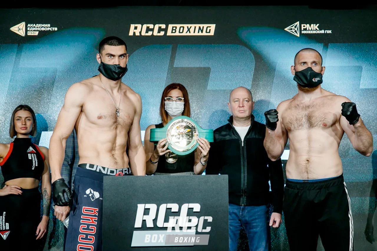 Zaur Abdullaev vs. Dejan Zlaticanin fight card weights from Russia | Boxen247.com (Kristian von Sponneck)